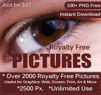 2000+ Royalty Free Stock Images - only $27!