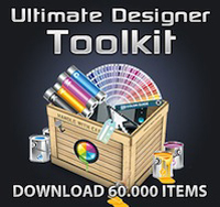 The Ultimate Designer Toolkit over 60,000 Designer Items