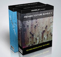 250 High Res Textures from Vandelay Premier - only $19
