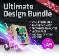 The Ultimate Design Bundle - 95% off!