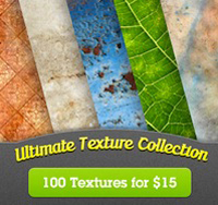 The Ultimate Texture Collection only $15