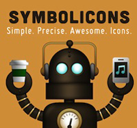 Symbolicons: 500+ Vector Icons - only $15!